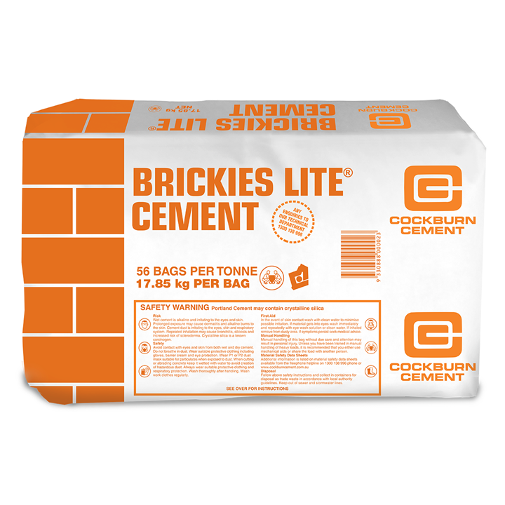 Brickies Lite Cement,