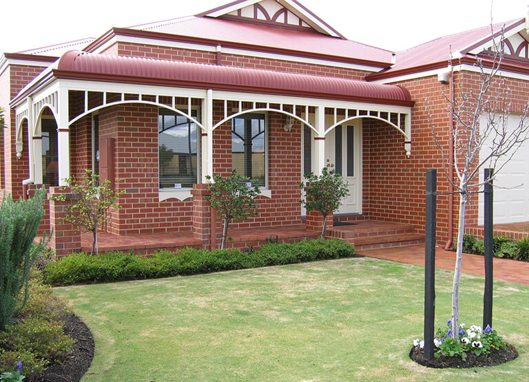 Peter Stannard Homes - Russet Red Bricks teaser