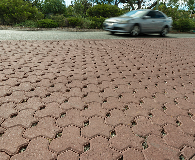 Permeable Paving Applications